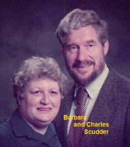 Barbara and Charles Scudder